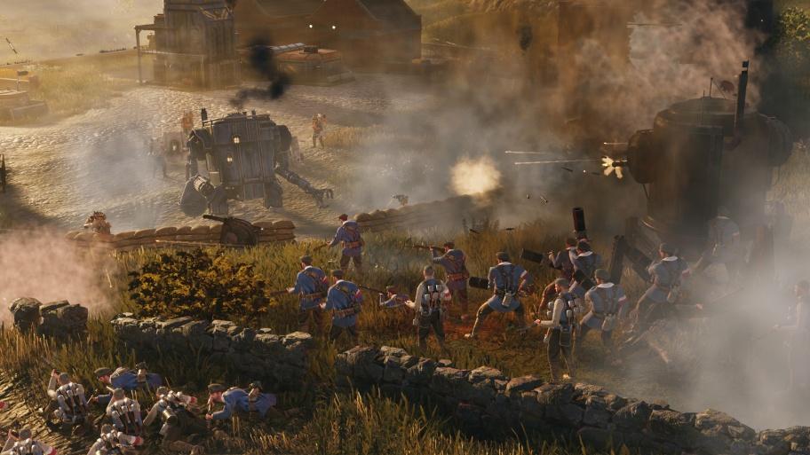 Iron Harvest обзор игры