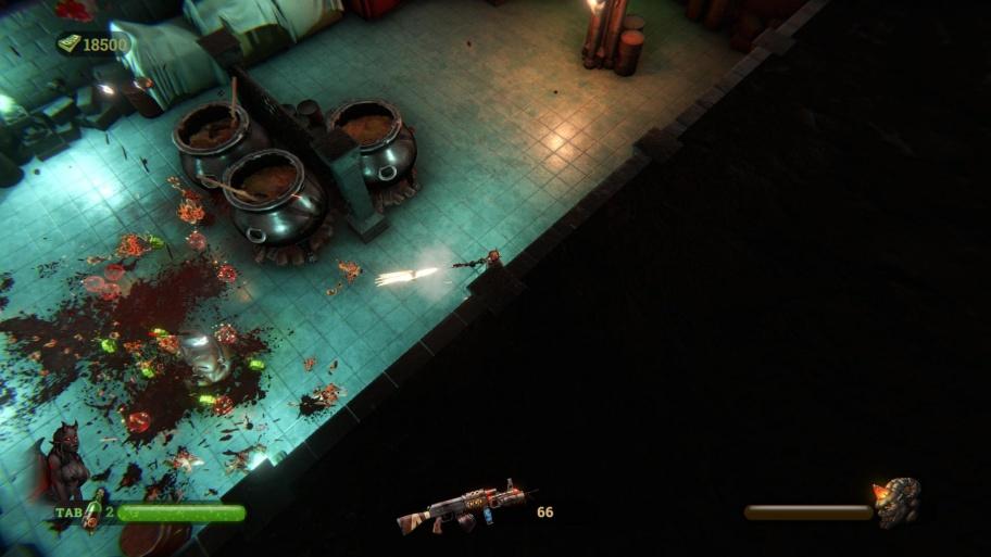 BDSM: Big Drunk Satanic Massacre обзор игры