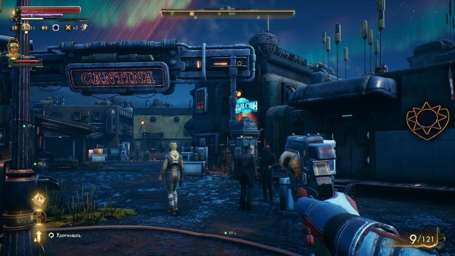 Outer Worlds обзор игры