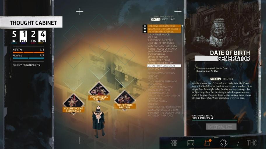 Disco Elysium обзор игры