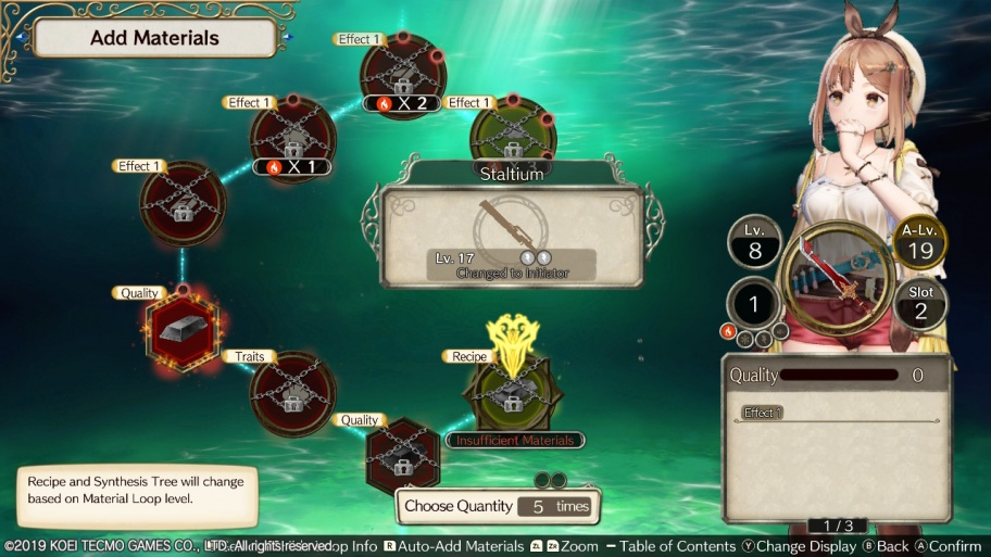 Atelier Ryza: Ever Darkness & the Secret Hideout: Обзор