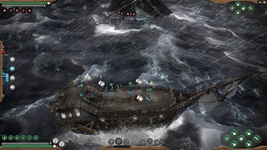 Abandon Ship обзор игры