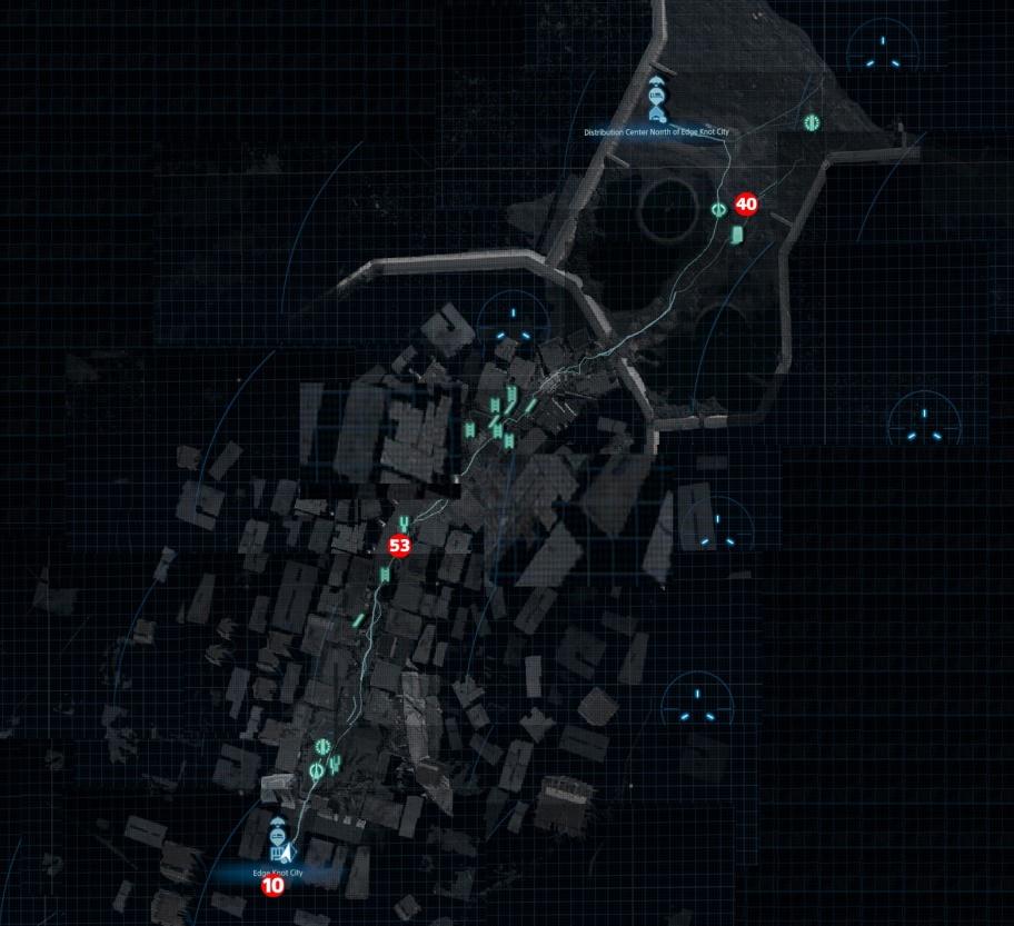 Death Stranding: где найти все карты памяти