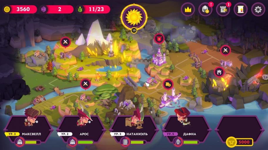King's League II обзор игры