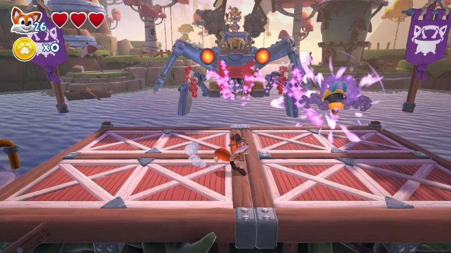 New Super Lucky's Tale обзор игры