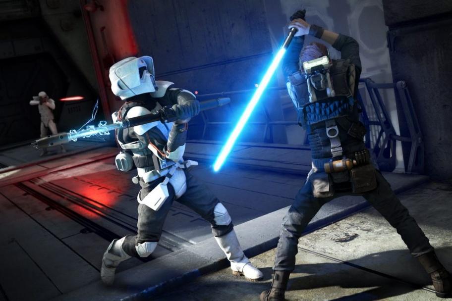 Прохождение Star Wars Jedi Fallen Order