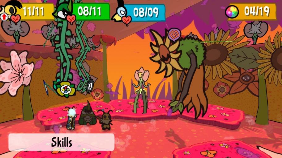 Bug Fables: The Everlasting Sapling обзор игры