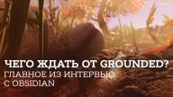 Чего ждать от Grounded? Главное из интервью с Obsidian