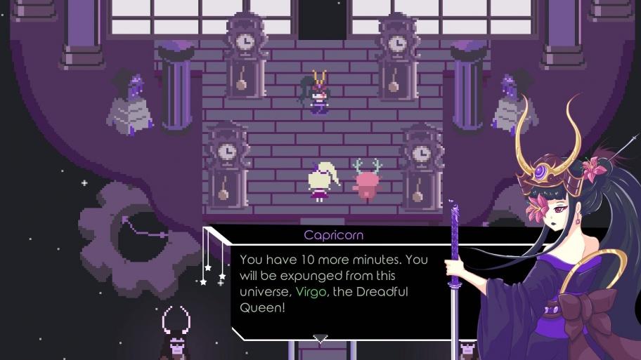 Virgo Versus The Zodiac обзор игры
