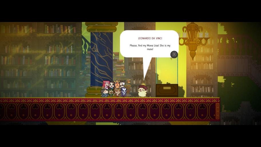 Bookbound Brigade обзор игры