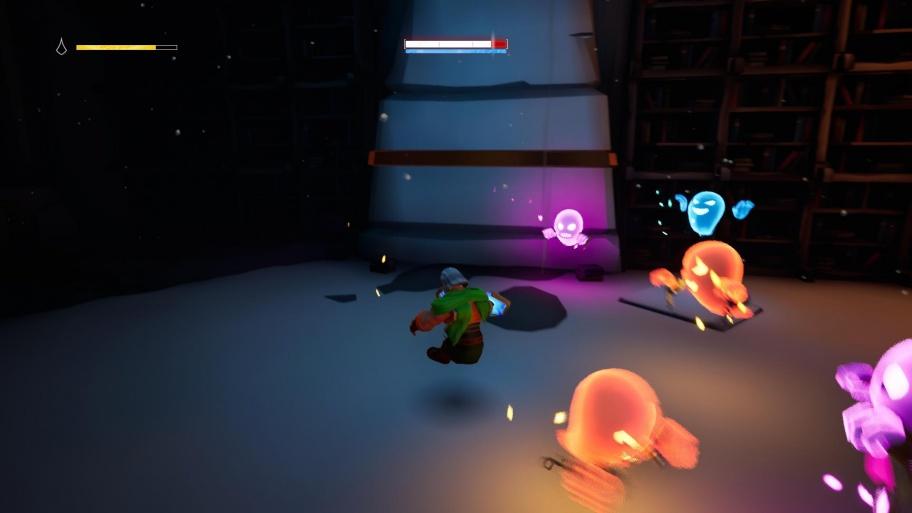 Effie обзор игры