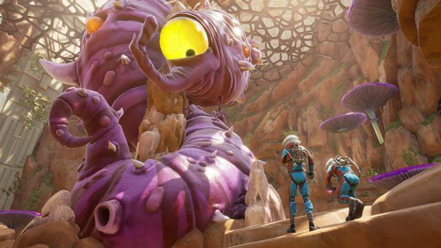 Прохождение Journey to Savage Planet