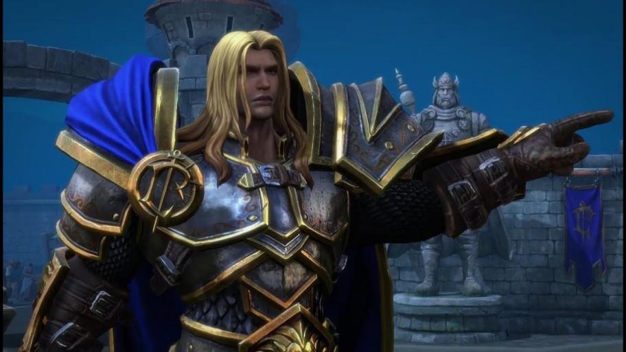 Прохождение Warcraft 3: Reforged – Кампания Альянса. «Падение Лордерона»