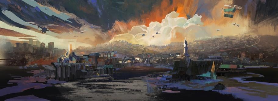 От глубокого запоя до революции в RPG — история разработки Disco Elysium