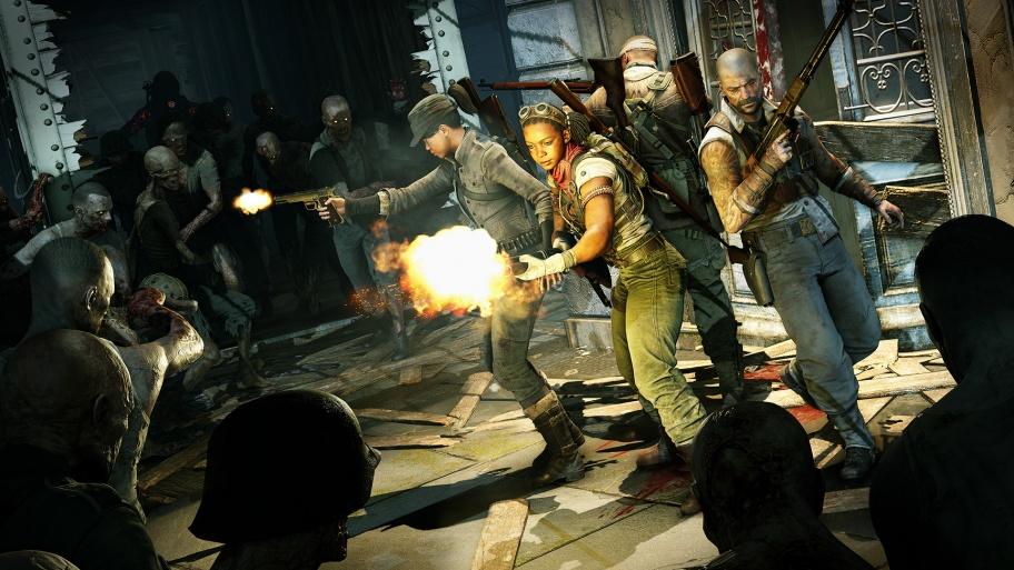 Zombie Army 4: Dead War — прохождение