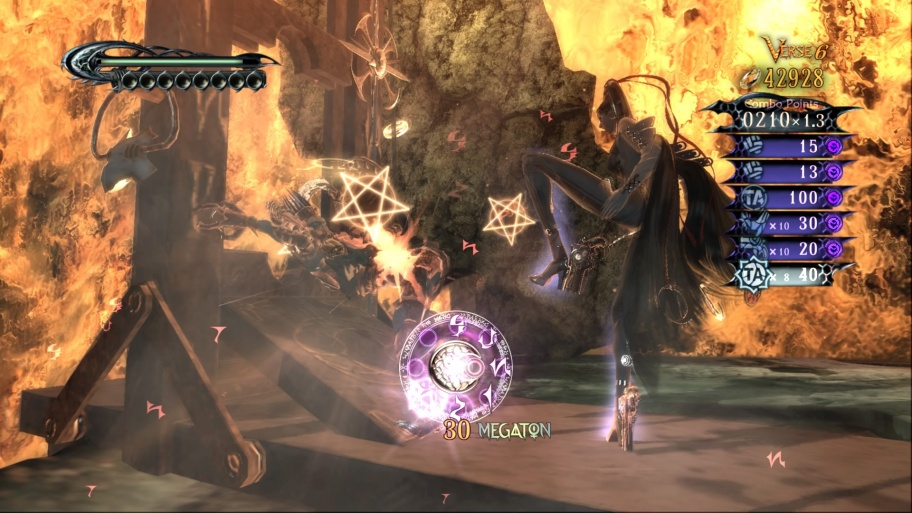 Bayonetta & Vanquish 10th Anniversary Bundle обзор игры