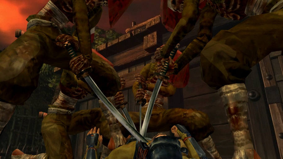 Мы зря пропустили Onimusha: Warlords
