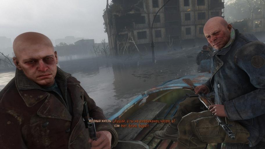 Metro: Exodus - Sam's Story обзор игры
