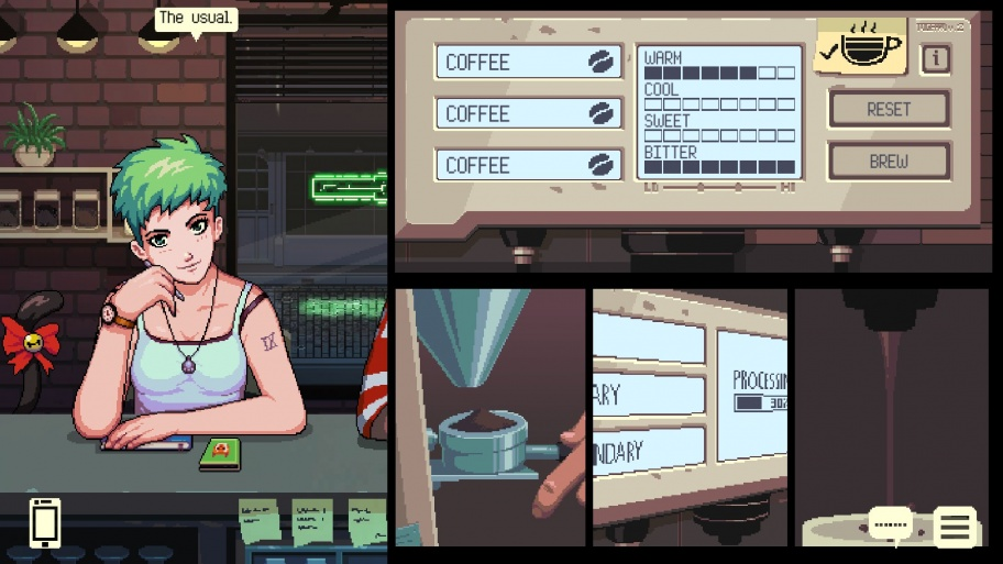 Coffee Talk обзор игры