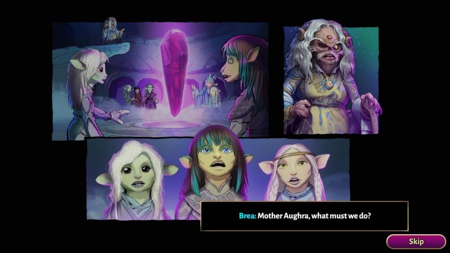 Dark Crystal: Age of Resistance — Tactics обзор игры