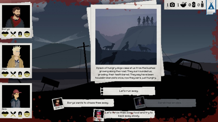 Survive the Blackout обзор игры