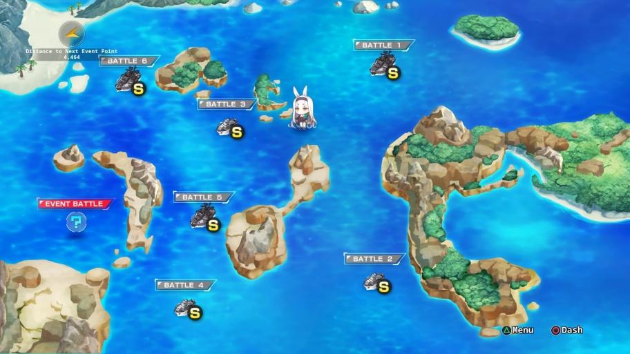 Azur Lane: Crosswave обзор игры
