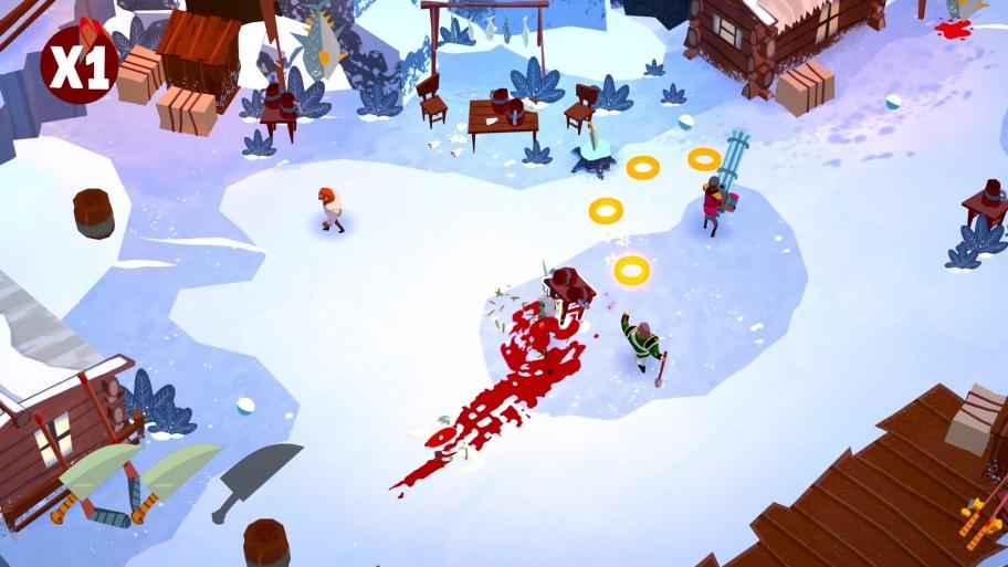 Bloodroots обзор игры