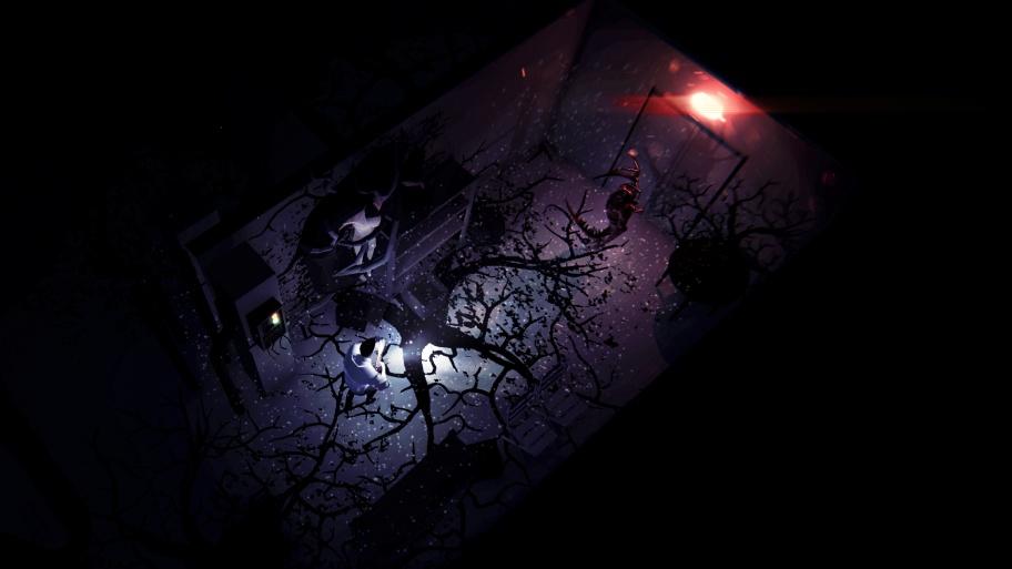 Skyhill: Black Mist превью игры