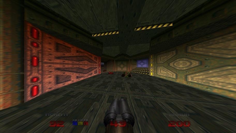 DOOM 64 обзор игры