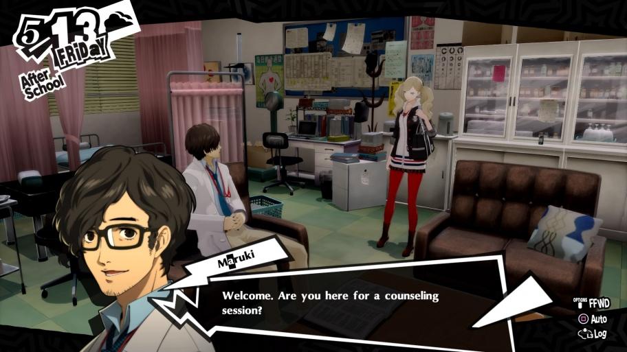 Persona 5 Royal обзор игры