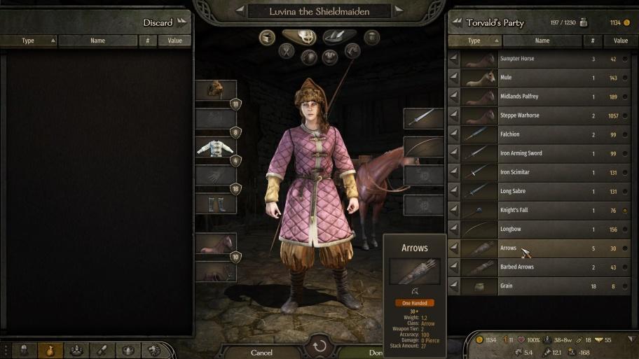 Mount & Blade II: Bannerlord обзор игры