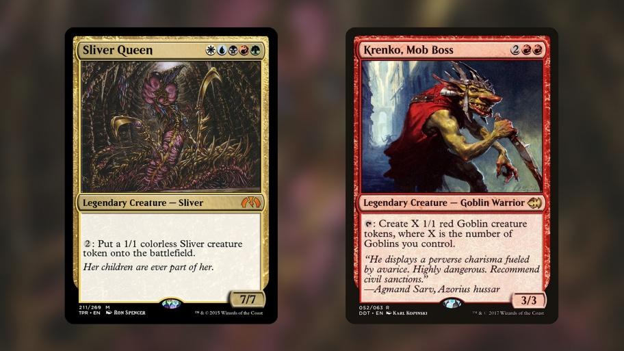 Что такое формат «Командир» в Magic: The Gathering?