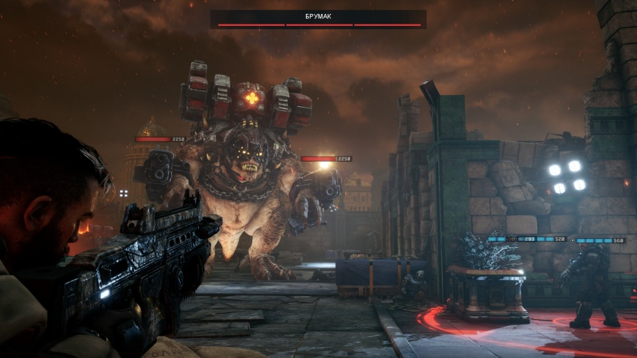 Gears Tactics обзор игры