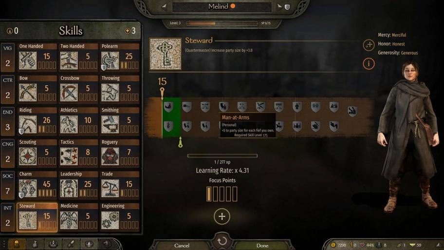 Mount & Blade 2: Bannerlord: Как увеличить мораль (боевой дух) отряда