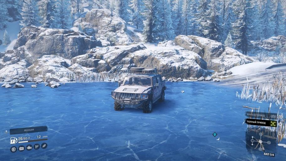 SnowRunner: A MudRunner Game обзор