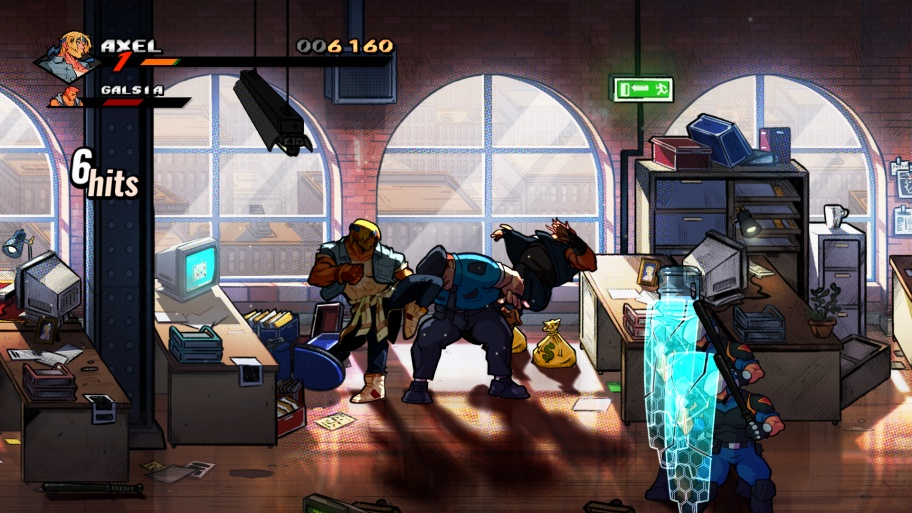 Streets of Rage 4 обзор игры