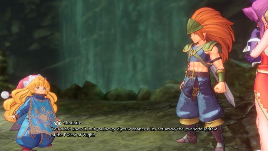 Trials of Mana обзор игры