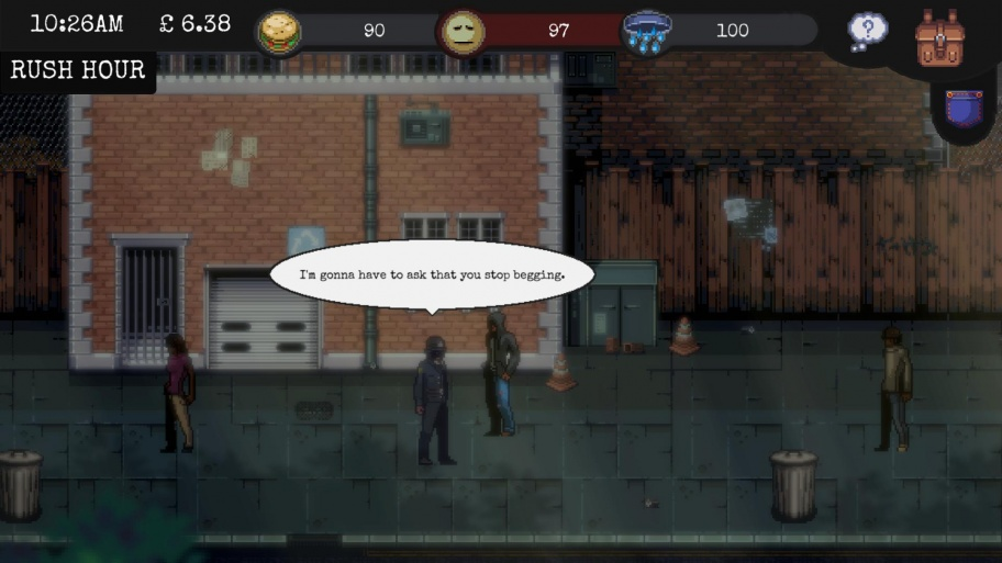 CHANGE: A Homeless Survival Experience обзор игры