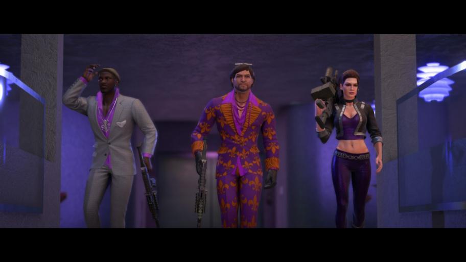 Saints Row: The Third Remastered обзор игры