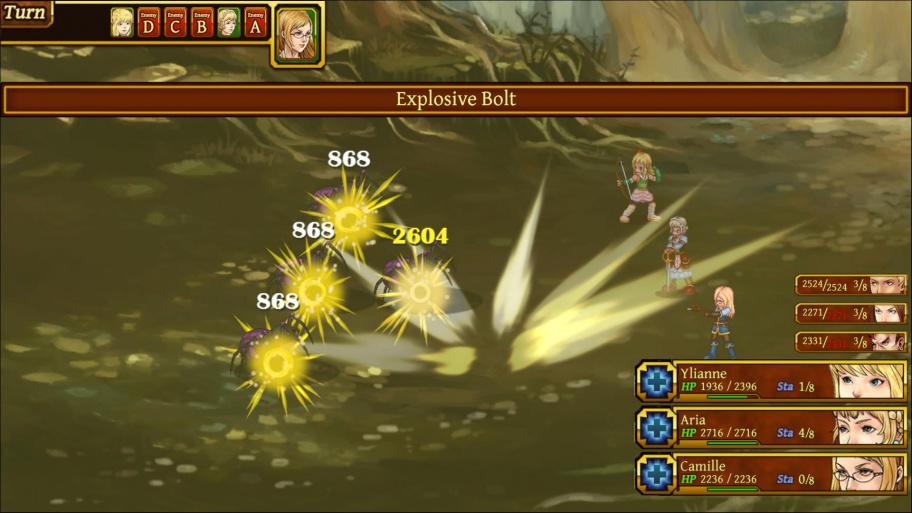 Celestian Tales: Realms Beyond обзор игры