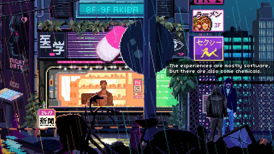 VirtuaVerse обзор игры