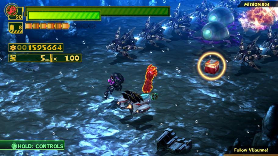 The Wonderful 101: Remastered обзор игры