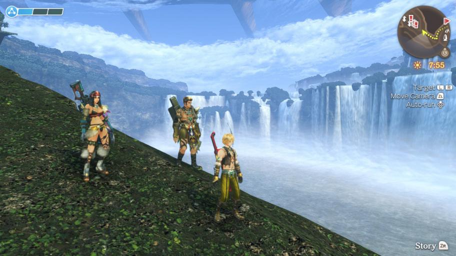 Xenoblade Chronicles: Definitive Edition обзор игры