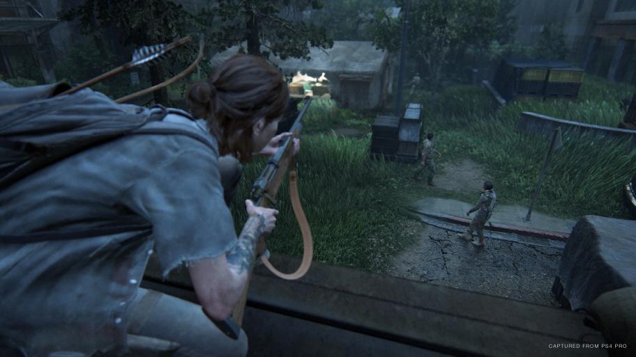 Прошли The Last of Us Part II. Это последний текст, который вам нужно прочесть