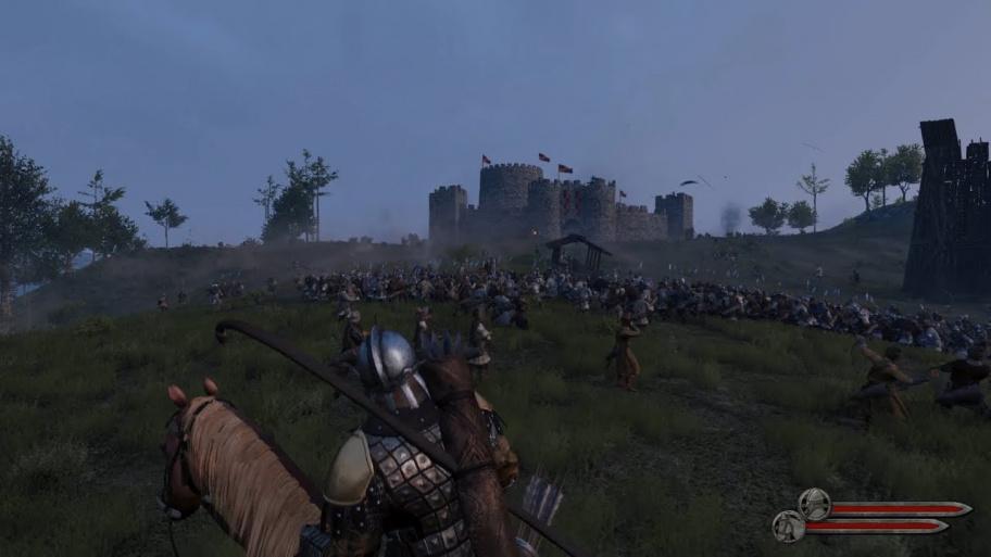 Mount & Blade 2: Bannerlord: как осадить замок