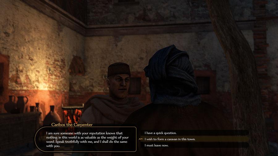 Mount & Blade 2: Bannerlord: как зарабатывать на караванах