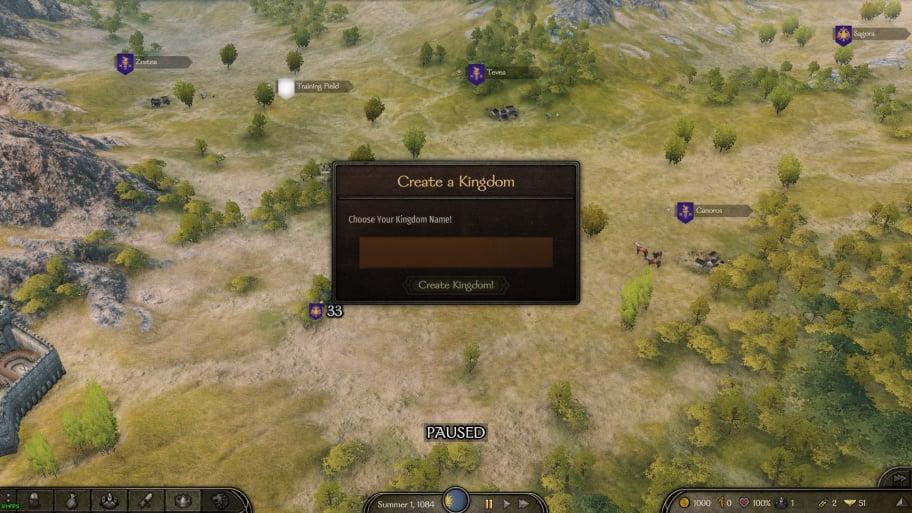 Mount & Blade 2: Bannerlord: как создать свое королевство (стать королем)