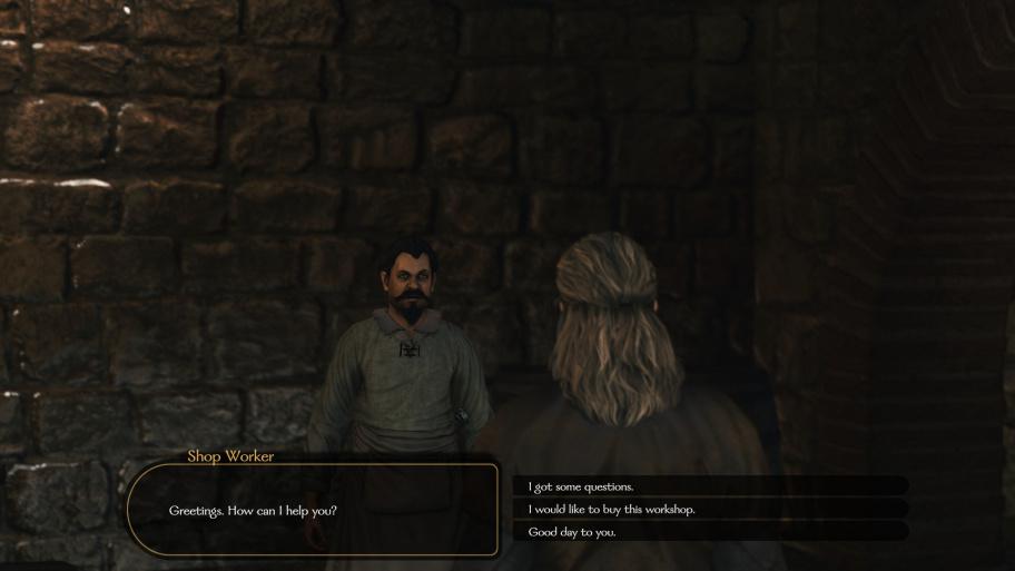Mount & Blade 2: Bannerlord: как управлять мастерскими