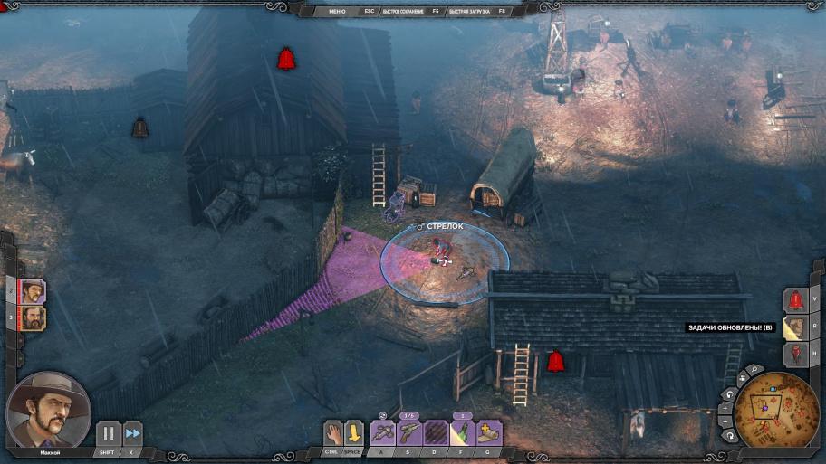 Desperados III обзор игры