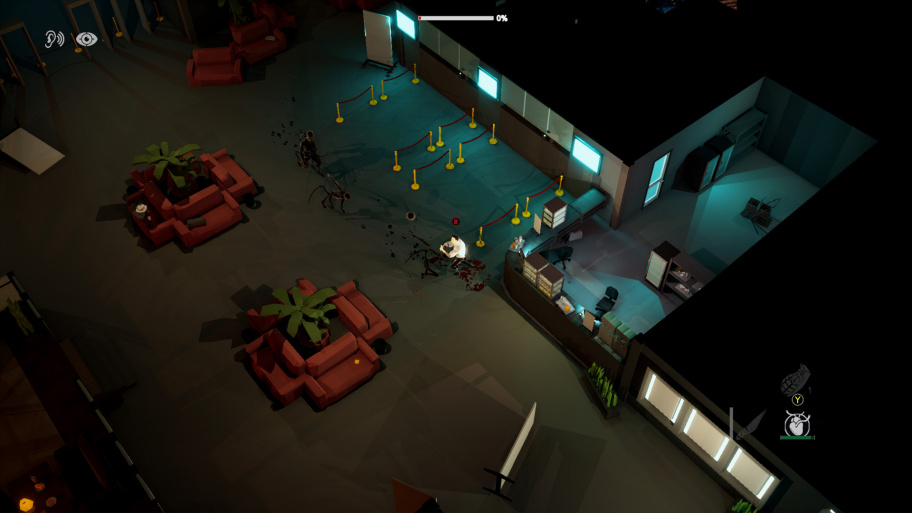 Skyhill: Black Mist обзор игры